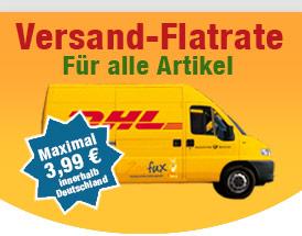 Kostenloser Versand ab 25,00 Euro
