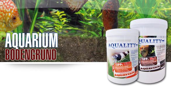 Nährstoffbodengrund für Ihr Aquarium