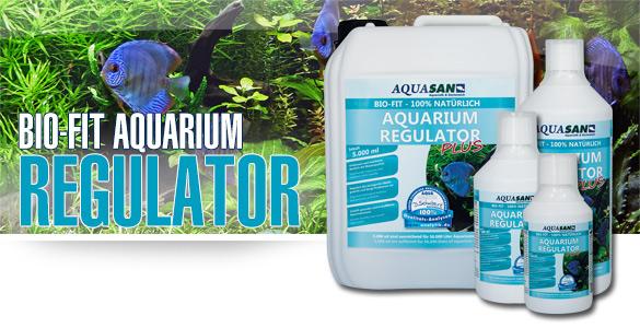AQUASAN Bio-Fit Aquarium Regulator