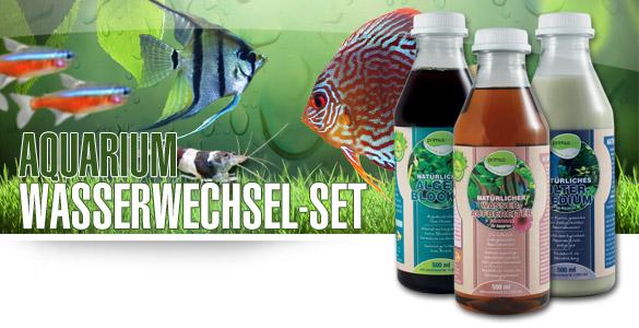 primuspet BioNature Wasserwechsel Spar-Set - Ideal auch bei Neueinrichtung